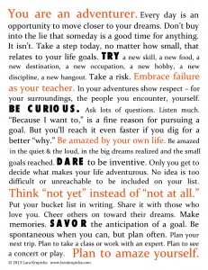 Download the Bucket List Life Manifesto (8.5×11)