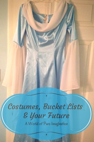 Costumes, Bucket Lists, & Your Future